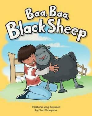 BAA, BAA, Black Sheep Lap Book