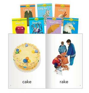 Alphabet: Vowels 10 Book Set, Grades K-2