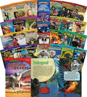 Time for Kids Informational Text Grade 5 Readers 30-Book Set (Time for Kids Nonfiction Readers)