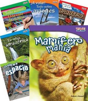 Time for Kids Informational Text Grade 3 Spanish 30-Book Set (Time for Kids Nonfiction Readers)