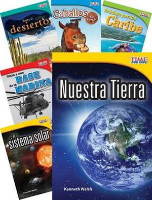 Time for Kids Nonfiction Readers, Grade 2 30-Book Set