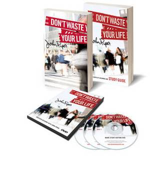 Don't Waste Your Life Group Study Set