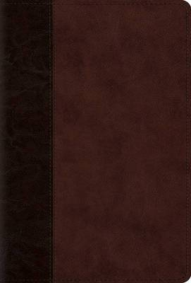 The Psalms, ESV (TruTone over Board, Brown/Walnut, Timeless Design)
