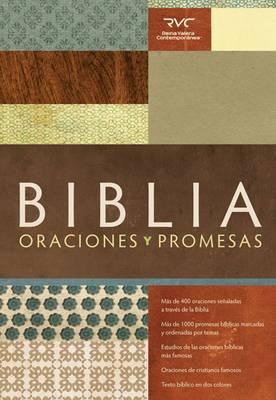 Biblia Oraciones y Promesas-Rvc