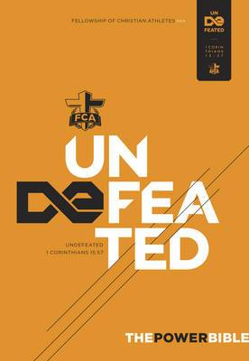FCA Power Bible: Undefeated-Hcab