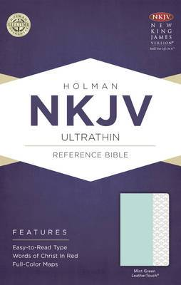 Ultrathin Reference Bible-NKJV
