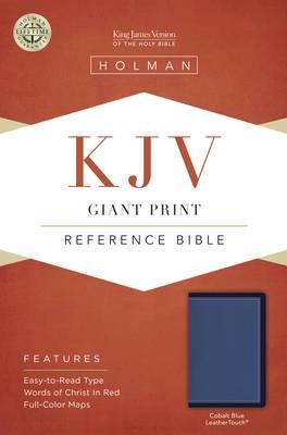 Giant Print Reference Bible-KJV
