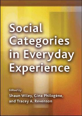 Social Categories in Everyday Experience