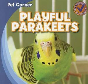 Playful Parakeets