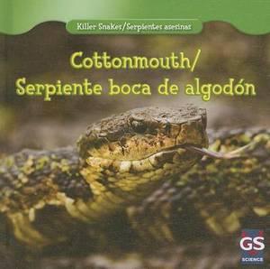 Cottonmouth/Serpiente Boca de Algodon