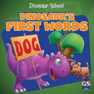 Dinosaur's First Words
