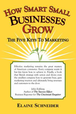 How Smart Small Businesses Grow: The Five Keys To Marketing