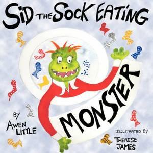 Sid the Sock Eating Monster