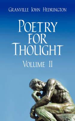 Poetry for Thought: Volume II