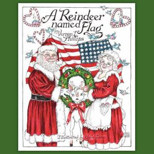 A Reindeer Named Flag: Mrs. Claus's Kittens