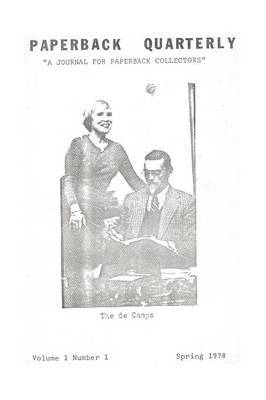 Paperback Quarterly (Vol. 1 No. 1) Spring 1978
