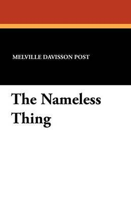 The Nameless Thing