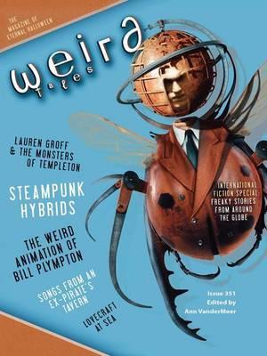 Weird Tales 351