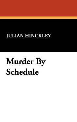 Murder by Schedule