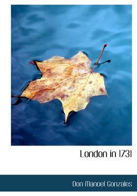 London in 1731