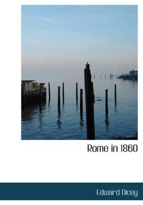 Rome in 1860
