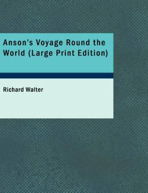 Anson's Voyage Round the World