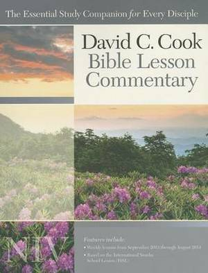 David C Cook's NIV Bible Lesson Commentary 2013- 14