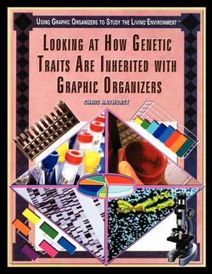 Looking at How Genetic Traits Are Inherited with Graphic Organizers