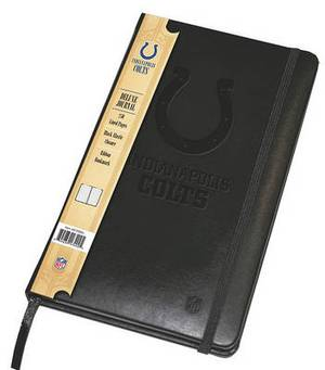 Indianapolis Colts Deluxe Journal