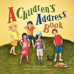A Children's Address Book
