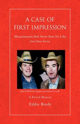 A Case of First Impression