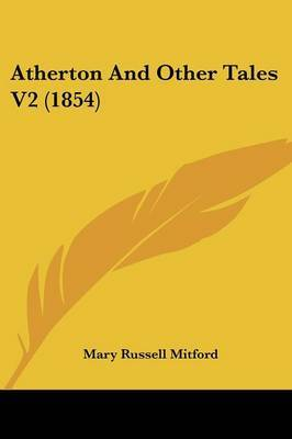Atherton and Other Tales V2 (1854)