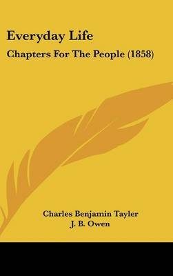 Everyday Life: Chapters for the People (1858)
