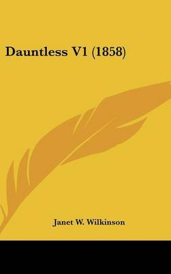 Dauntless V1 (1858)