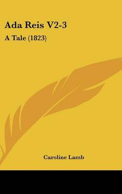 ADA Reis V2-3: A Tale (1823)