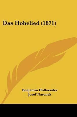 Das Hohelied (1871)