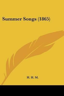 Summer Songs (1865)