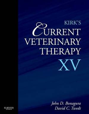 Kirk'S Current Veterinary Therapy Xv 15