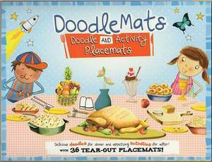 Doodle and Activity Placemats