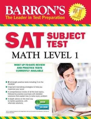 SAT Math Level 1
