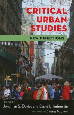 Critical Urban Studies: New Directions