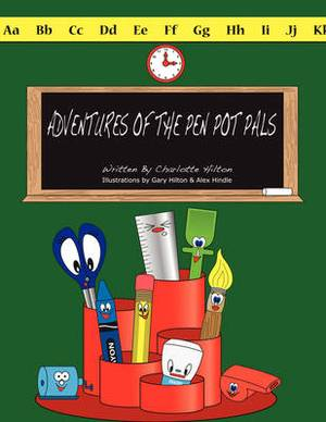 Adventure of the Pen Pot Pals