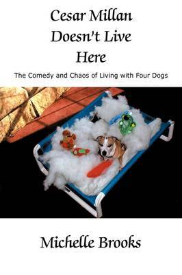 Cesar Millan Doesn't Live Here: The Comedy and Chaos of Living with Four Dogs