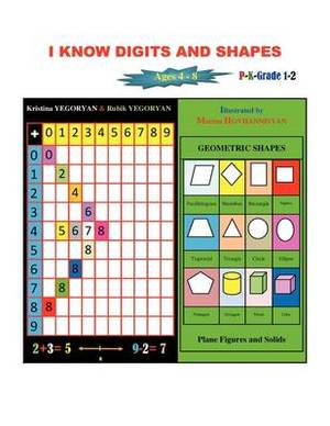 I Know Digits and Shapes