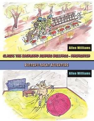 Claude the Backward Jumping Bullfrog - Firefighter: Buster's Great Adventure