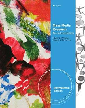 Mass Media Research: An Introduction