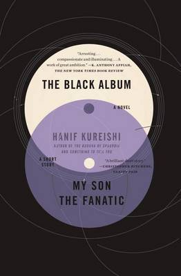 The Black Album with  My Son the Fanatic : A Novel and a Short Story