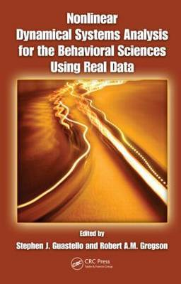 Nonlinear Dynamical Systems Analysis for the Behavioral Sciences Using Real Data