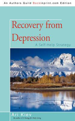 Recovery from Depression: A Self-Help Strategy