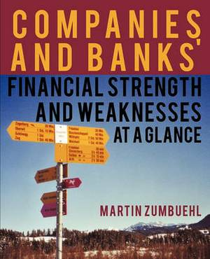 Companies and Banks' Financial Strength and Weaknesses at a Glance